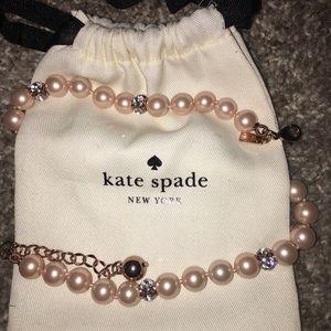 Kate Spade Blush Pearls